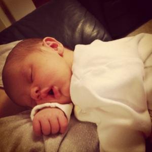 Amelia at 1 week old!