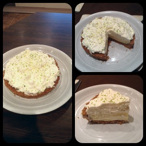 Key-lime Pie