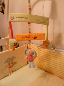 Pumpkin & Popsicle Mobile