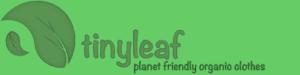 Tinyleaf logo from tinyleaf website