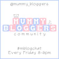 mummy bloggers chat log