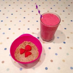 Tuesday- Little & Big breakfast